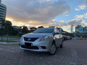 Nissan Versa 1.6 Sense 2012 Patente Y Seguro Pagados