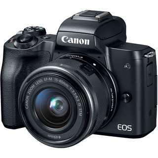 Canon Eos M50 /15-45mm / 4k / Wifi / 24mpx /