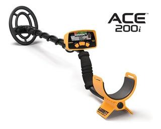 Detector De Metales Garrett Ace 200i - Made In Usa