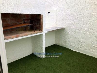 Venta De Casa Prado 2 Dormitorios Patio C/parrilla Cochera