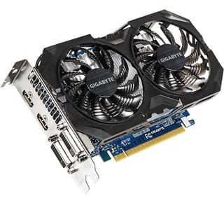Tarjeta De Video Gigabite Geforce Gtx 750 Ti - 2gb Gddr5