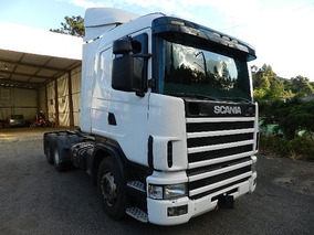 Scania 124 420 6x2 2006 Com Novo Feito Completo