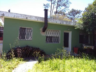 Alquilo Casa Con Patio,1 Dormitorio En Solymar