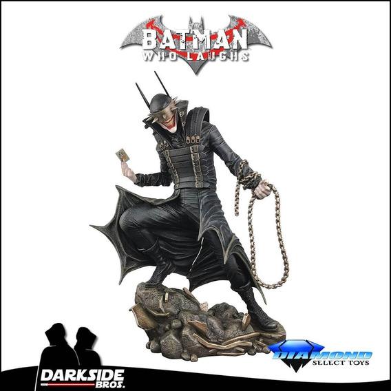 Batman - The Batman Who Laughs - Diamond Select Statue