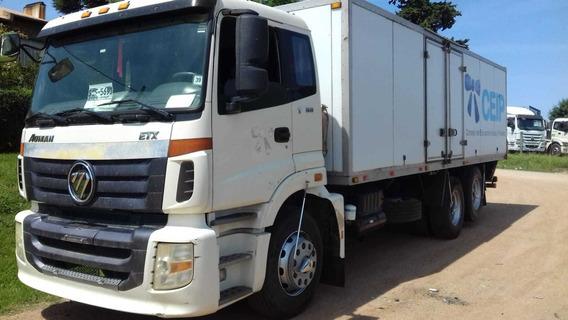 Foton 290 C-furgon Y Rampa De Carga