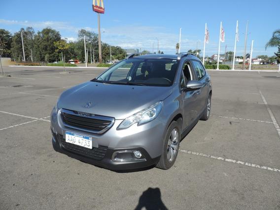 Peugeot 2008 Active Año 2015 1.2e P5 Vti Full Automatico