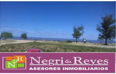 Terreno En Playa Pascual Frente Al Mar