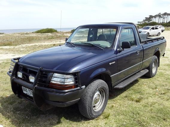 Ford Ranger 2.5 Xl I Dc 4x2 Plus 1998