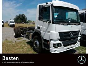 Mercedes Benz Atego 1721/48 0km 2018 Camion Besten Junin