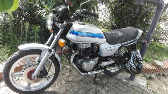 Honda Cbn 400 Año 86 Cbn 400
