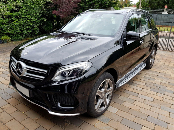 Mercedes Benz Gle400 Amg-line - Diplomático