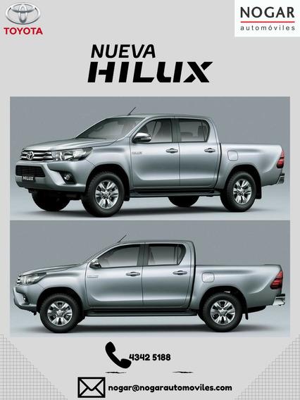 Toyota Hilux Sr D.c 4x4 Diesel