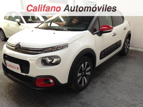 Citroën C3 New C3, 82hp Shine. Tasa 0%. 2019 0km