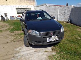 Oportunidad Fiat Strada Doble Cabina 53.000km Como Nueva