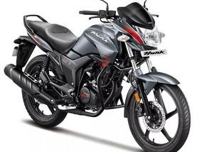 Moto Hero Hunk 150 0km 2018 - Y 12 Cuotas De $2050