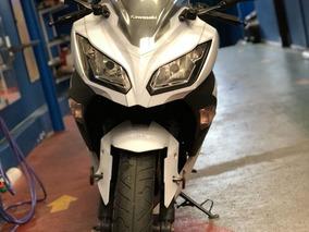 Moto Kawasaki Ninja 300 Poco Uso Como Nueva
