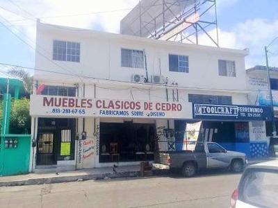 Venta De Edificio En Zona Centro De Cd. Madero, Tam.