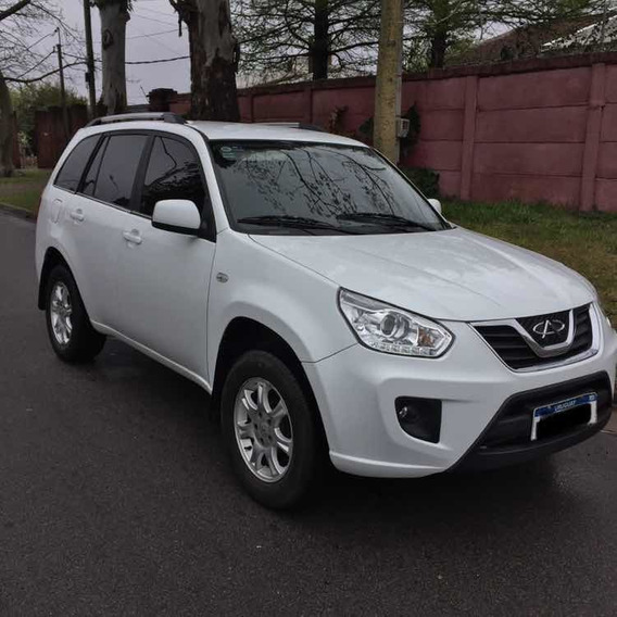 Chery Tiggo 2.0 F2 Luxury 4x2 At 138cv 2015