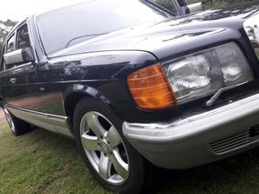Mercedes Benz 500 Sel 5000c.c. V8 Nafta Extra Full Único