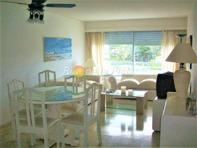 Complejo Lincoln Center - Frente A La Playa Mansa - Ref: 7965