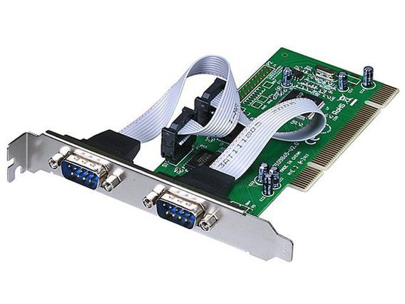 Tarjeta Puerto Serialmonoprice Netmos 2-port Dual Serial