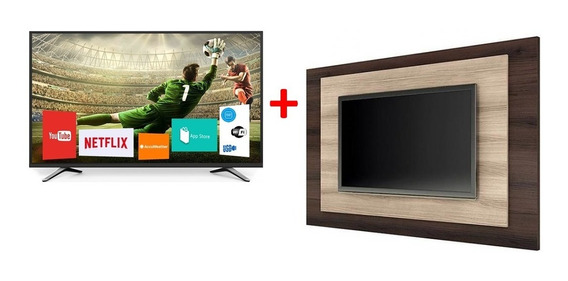 Smart Tv 32 Punktal Con Panel De Regalo Sensacion