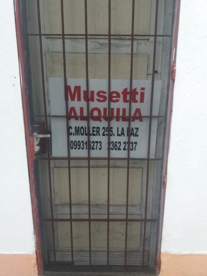 Musetti Alquila Buena Casa