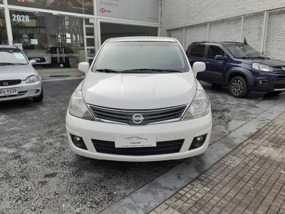 Nissan Tiida Precio Total U$s9900, Retira Con 50% U$s 4450