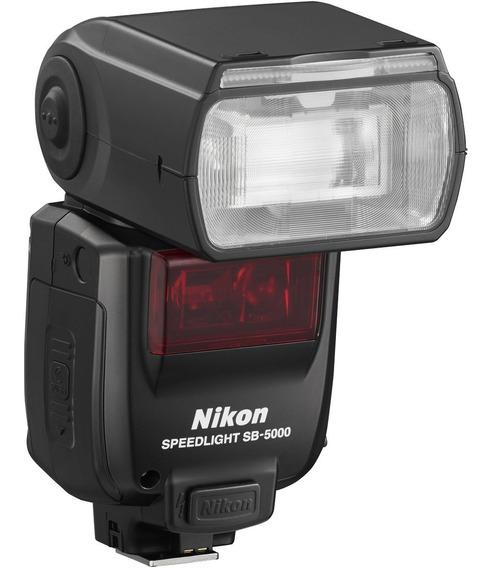 Flash Nikon Sb 5000, 1 Año De Garantía Oficial