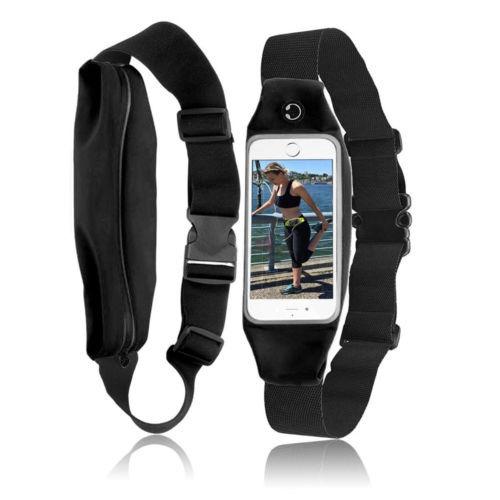 Samsung Galaxy Nota 8 Deportes Impermeable Bolso Cinturón De