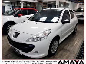 Amaya Garage - Peugeot 207 Compact 1.4 5 Puertas Año 2013