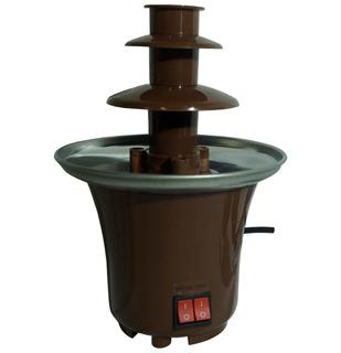Fuente Maquina De Chocolate Caliente 3 Pisos Para Eventos -