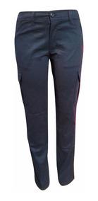 Pantalón Cargo Dama Tacuara