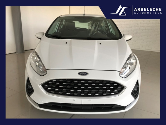 Ford Fiesta Se 0km 2019! Entrega Inmediata! Arbeleche