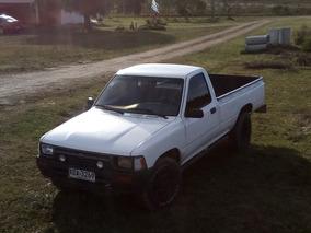 Toyota Hilux 2.4 S/cab 4x2 D 1993