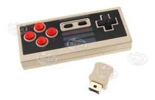 Mini Juego De Control Inalámbrico Gamepad Para Consola De Ni