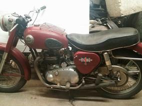 Bsa A7 500cc 1956 Motocicleta