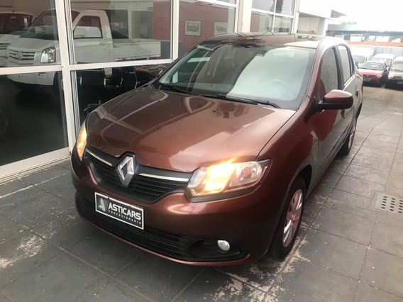 Renault Logan 1.6 Expression Autos Usados Sedan Financiados