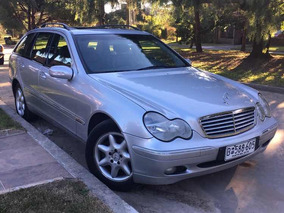 Mercedes-benz Clase C 2.7 C 270 Elegance Cdi At