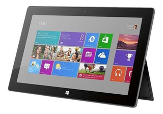Tablet Microsoft Surface 10.6 Nvidia Tegra 3 2gb 64gb W8 Amv