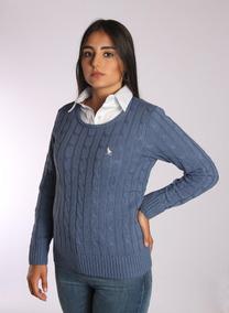 Sweater De 8 Dama Jean - Tienda Ecuestre