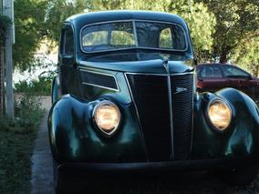 Permuto Ford V8 Año 37 Restaurado A Nuevo.