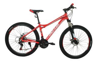Bicicleta Rhb Montaña Aluminio Rod. 27.5 Vel. 21 Shimano