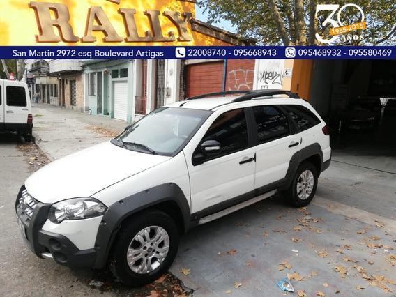 Fiat Palio Weekend Adventure Locker U$s 6000 Fin.sola Firma