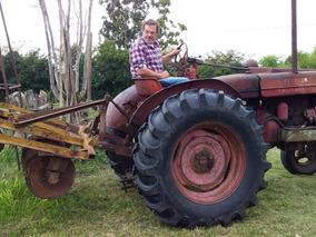 Tractor Internacional Diesel 4 Cilindros