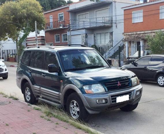 Mitsubishi Montero Gls 3.5 V6