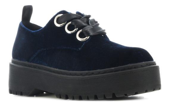 Zapato Dama Miss Carol Gaia De Terciopelo 146.w19430019