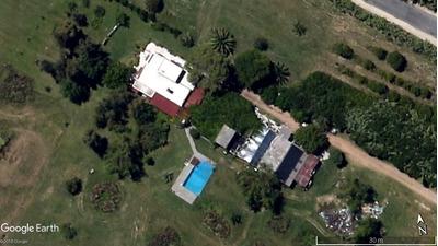 Chacra Montevideo Rural 7has Casa 4 Dorm Y Piscina