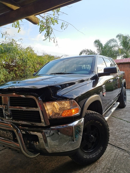 Dodge Ram 2500 5.7 Pickup Slt Aa 4x4 At 2012