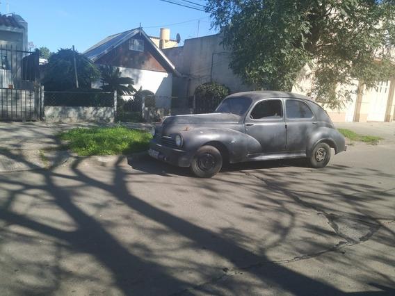 Peugeot 203 1951 Sedan